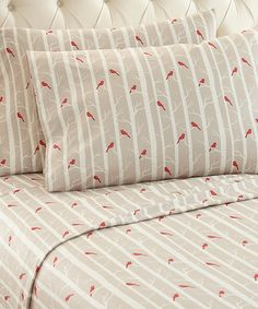 Cardinal Microflannel Sheets