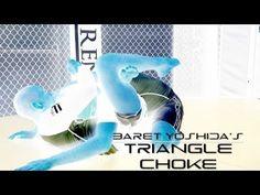 Triangle Choke - YouTube