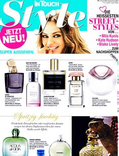 IN TOUCH - STYLE / GERMANY MAY 2015