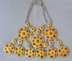 necklace Azerbaijan full