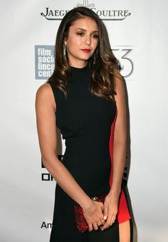 Nina Dobrev Pictures - 53rd New York Film Festival - 'Bridge of Spies' - Red Carpet - Zimbio