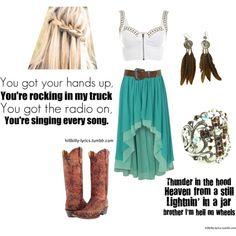 country kinda girl