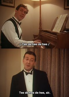 Jeeves and Wooster (The Complete Series) Review | Yet Another Period Drama Blog