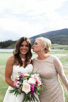 Photography: Jarrod Renaud - jarrodreno.com  Read More: http://www.stylemepretty.com/2014/12/16/rustic-ranch-colorado-mountain-wedding/
