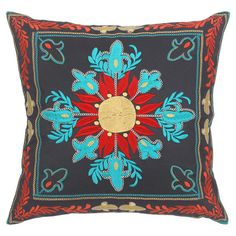 nuLOOM Samsara Pillow. home decor, print, design, decor, style, modern, home, house, contemporary, trends, interior design.