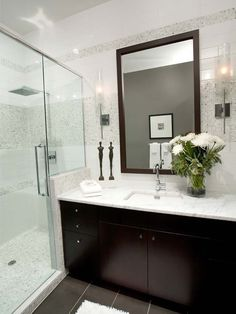 Bathroom Tile Design, Pictures, Remodel, Decor and Ideas - page 55