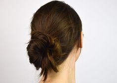 Quick & Easy Beach-Ready Bun Tutorial | via Jessoshii.com | #StyleByGoody #ad #hair #tutorial
