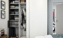 Garderobe innredning - HTH