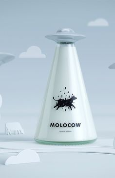 Molocow Concept Milk Package (Concept) by Imedia Creative Bureau