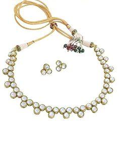 VVS Jewellers Bollywood Style Gold Plated Ethnic Kundan T... https://www.amazon.com/dp/B06Y2RH3GQ/ref=cm_sw_r_pi_dp_x_OFPlzbEMP98CX