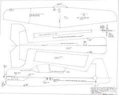Resultado de imagem para indoor rc plane plans
