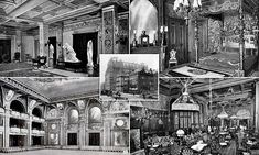 Fascinating vintage images from 1899 to 1920 of the original Waldorf Astoria in New York City Astoria New York, Astoria Hotel, John Jacob Astor Iv, Greek Bedroom, Hilton Worldwide, Most Luxurious Hotels, Waldorf Astoria, Grand Entrance, Bedroom Themes