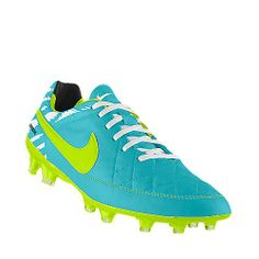 No way. Designed my own nike soccer cleats.  I would die for these.