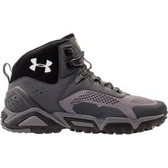 Under Armour Mens Breeze Mid Hiking Boot