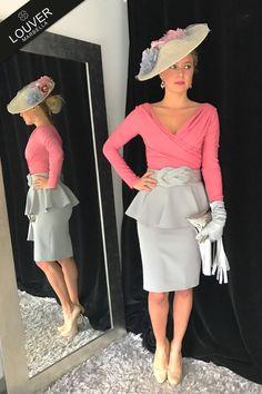 #grisyrosa#lainvitadaperfecta#look#elegant#moda#mode#madeinspain