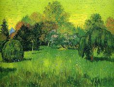 Van Gogh: Sogno di dipingere e poi dipingo il mio sogno! | Tutt'Art@ | Pittura * Scultura * Poesia * Musica |