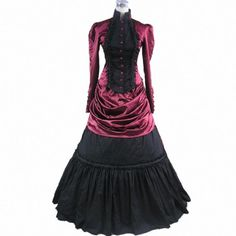 Are you looking for some gothic wedding dress ideas? You've come to the right place. Here are some beautiful designs for all interests and colour choices.