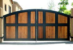 Iron Gates | Wrought Iron Gates | Driveway Gates: