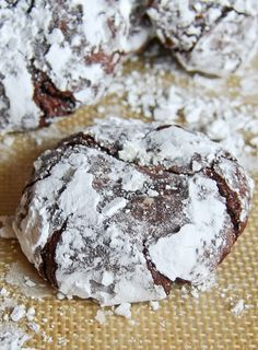 The BEST Deep Dark Chocolate Cookies. Ever. (imho) - Gonna Want Seconds