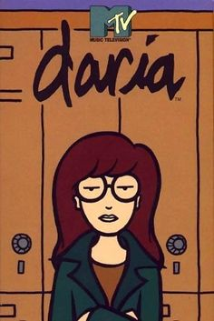 MTV Daria!!!! I miss this show so much!