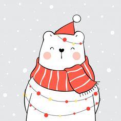 Christmas Doodles, Christmas Drawing, Christmas Love, Christmas Crafts For Kids, Christmas Colors, Christmas Phone Wallpaper, Animal Doodles, Kids Room Paint, 257
