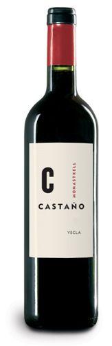 Spanish wine from Yecla, Spain