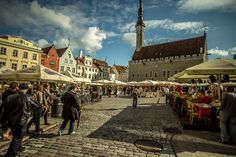 Your guide to visiting the Estonian capital city, Tallinn
