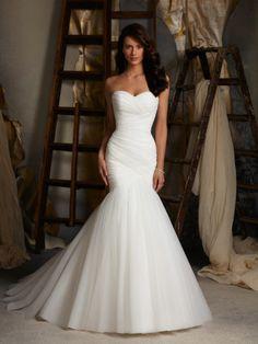 Mori Lee Blu Wedding Dresses - Style 5108 2013 Mori Lee Blu Wedding Dress 5108 - BestBridalPrices [5108] - $649.00 : Wedding Dresses, Brides...