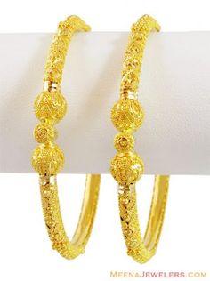 Gold Pipe Kadas 22K