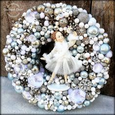 Christmas Advent Wreath, Winter Christmas, Christmas Crafts, Christmas Decorations, Xmas, Shabby Chic Christmas, Handmade Christmas, Seasonal Decor, Holiday Decor