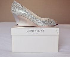 Jimmy Choo wedges