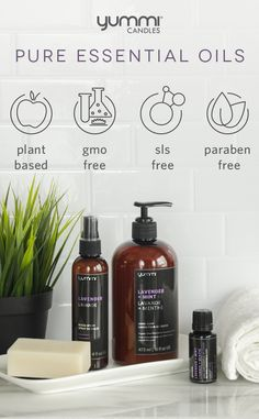 Enjoy our line of Liquid castille soap, bar soaps, aromatherapy room spray, and essential oil blends. Brown Candles, Purple Candles, Tea Light Candles, Scented Oil Diffuser, Essential Oils Room Spray, Wedding Jars, Floating Candles Wedding, Candle Accessories, Soap Bar
