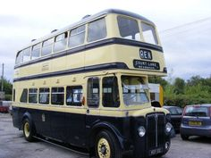 my lovely vintage bus  <3 thank you bellevue-mcr.com
