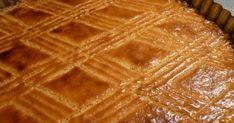 Galette bretonne au beurre salé
