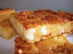 Συνταγή Τραχανόπιτα …η εύκολη! - Συνταγές μαγειρικής , συνταγές με γλυκά και εύκολες συνταγές από το Funky Cook
