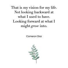 What's YOUR vision?  #thebodybook #camerondiaz #knowledgeispower The Body Book, Cameron Diaz, Knowledge Is Power, Spirituality, Wisdom, Books, Life, Instagram, Kameron Diaz