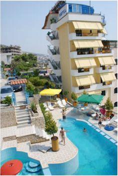 Hotel Olympia Beziani | Hotel per pushimet tuaja ne Sarande