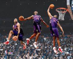 3 VIDEOS: Best Slam Dunk Contest Ever? Year 2000, Vince Carter!