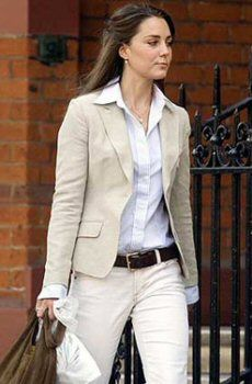 duchesse kate de Cambridge et son look