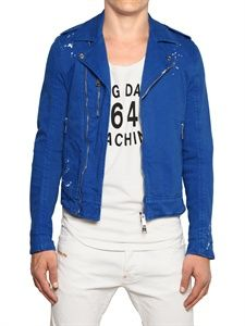 #D-Squared #Mens #Jacket #Blue