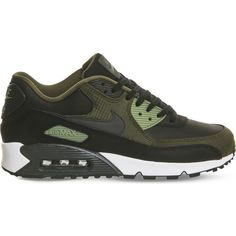 nike air max 90 trainers 125  liked on polyvore featuring mens fashion