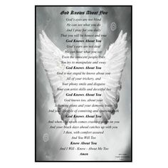 Love Poems god Knows About You (escrito en la Espanola) 11 inch X 17 inch Prints, Red Prayer Verses, Bible Verses, Scriptures, True Quotes, Bible Quotes, Deep Quotes, Mom Quotes, Pomes, Love Poems
