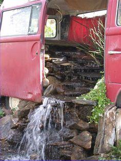 frischwasserversorgung dusche k che usw vw t2 wasserfall bus 3 roger 39 s dream camper vw. Black Bedroom Furniture Sets. Home Design Ideas