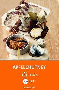 Apfelchutney - smarter - Kalorien: 44.91 Kcal - Zeit: 30 Min. | eatsmarter.de