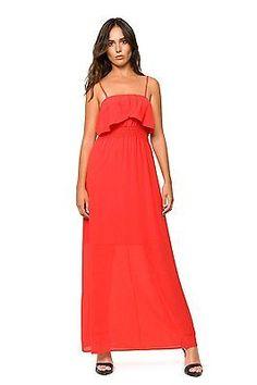 40, Red, Divina Providencia Women's Vestido Astrid Rojo Dressed NEW
