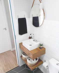 - Best ideas for decoration and makeup - Bathroom Inspiration, Bathroom Interior, Small Bathroom, Bathrooms Remodel, Bathroom Decor, Bathroom Renovation, Small Toilet Room, Bathroom Design Small, Home Decor