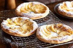 Apple Tarts - cheat version! Also can use eating apples instead of Bramleys