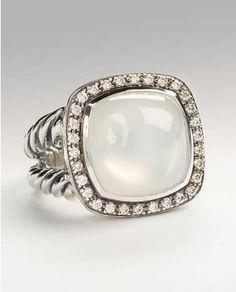 David Yurman Moonlight Ice Ring