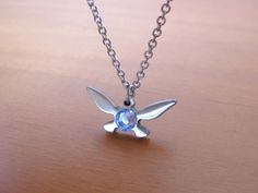 Amazon.com: Zelda Navi Necklace - Stainless Steel: Everything Else