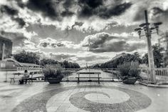Dreamy cityscape by Jouni Lappi